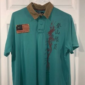 Polo by Ralph Lauren vintage style shirt